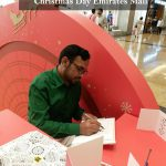 Christmas Day Emirates Mall