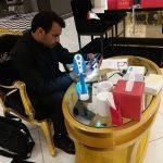 Modern Calligraphy Engraving Art in Dubai UAE