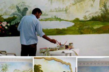 Oil Painting In Dubai