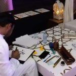 Modern Arabic Calligraphy Art In Dubai UAE